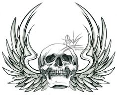 "Image Search Results For ""devil skull drawings"" - Metarnews Sites Leo Tattoos, Body Art Tattoos, Pirate Skull Tattoos, Skull Sketch, Skull Drawings, Father Daughter Tattoos, Simple Skull, Totenkopf Tattoos, Skull Painting"