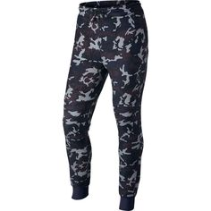 55f82dfe20f9 Nike Tech Fleece Jogger Mens Sweat Pants L Obsidian Camo 682852 451  Nike   Pants