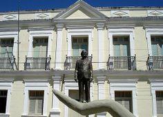 Memorial Câmara Cascudo em Natal-RN / Memorial Cascudo in Natal-RN.
