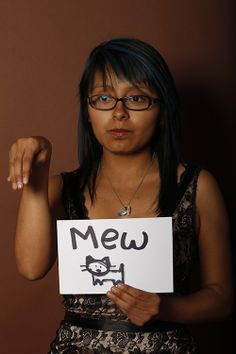 Mew, Alejandra López, Estudiante, UANL, Monterrey, México