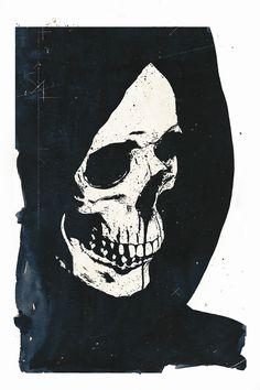 #calavera #skull #craneo