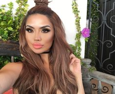 Summer time and the livings easy☀️ Lips in Summer @meltcosmetics Lashes from @depmakeup #iluvsarahii #meltcosmetics #depmakeup