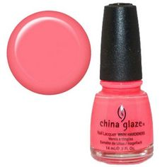 China Glaze Flip Flop Fantasy Nail Polish- Complete in love with!!