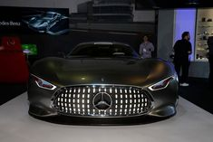 New Mercedes Car - Gran Turismo 6 AMG Vision Concept Becomes A Reality (shared via SlingPic)