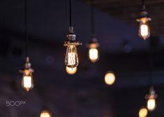 Vintage lights - null