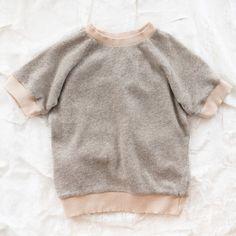 nico nico raglan sweatshirt