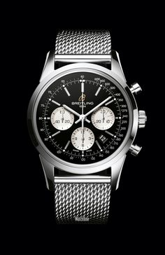Breitling: the Transocean Chronograph Limited Edition