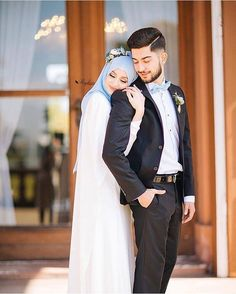 Cute & Lovely Couple Dps for Whatsapp & FB - 2020 Muslimah Wedding Dress, Muslim Wedding Dresses, Muslim Brides, Wedding Couple Poses Photography, Wedding Poses, Wedding Couples, Cute Muslim Couples, Romantic Couples, Cute Couples