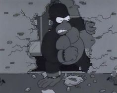 The Simpsons episode - Treehouse of Horror III