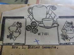 Fan Rose Floral Apron & Towel Home Accents Design Fashion Designs Vintage 1945 Printed Size Cross Stitch Embroidery Needlework Transfer Sewing Patterns For Kids, Vintage Sewing Patterns, Star Farm, Raggedy Ann And Andy, Needlepoint Kits, Print Patterns, Floral Patterns, Vintage Design, Cross Stitch Designs