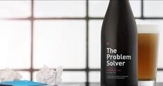 Problem Solver Beer is meant to help you be more creative