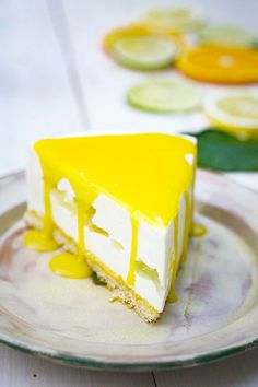 This gin and tonic cheesecake recipe is EVERYTHING!