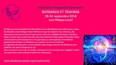Biodanza et Trauma avec Philippe Lenaif