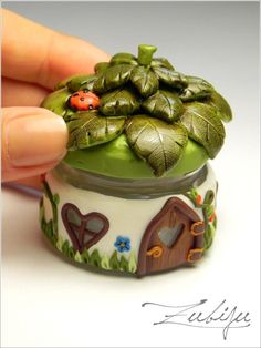 Fairy jar - Zubiju.breslo.ro