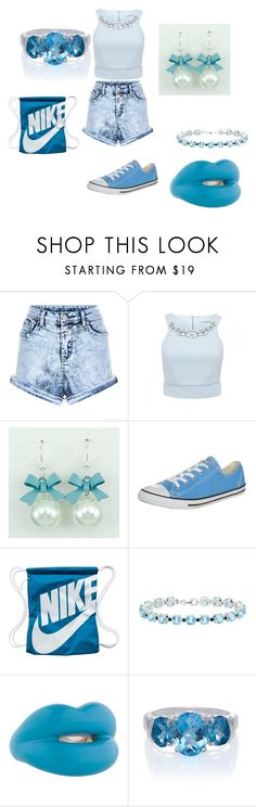 """""""love"""" by rayanna0927 ❤ liked on Polyvore featuring Forever New, Converse, NIKE, Ice, Solange Azagury-Partridge, Lab, women's clothing, women's fashion, women and female"""