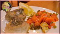 Pescadillas a la andaluza con verduritas Que ricas y que sanas! ;-) #Martorell