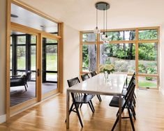 With warm wood interiors and timeless beauty, Marvin Elevate™ Collection windows and doors are made of fiberglass to outlast vinyl, aluminum and composites. Fiberglass Windows, Roll Forming, Modern Essentials, Wood Vinyl, Wood Interiors, Timeless Beauty, Windows And Doors, Relax, House