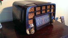 Bluetooth 1940s General Electric Tube Radio Mp3 by EchoRadios