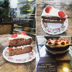 Going #sugarfree and #glutenfree doesn't mean you have to lose out on old school favourites. Sometimes there's nothing better than gold old-fashioned Victoria Sponge and this beauty has no sugar or gluten. Get stuck in! #refinedsugarfree #oldschool #british #gbbo #victoriasponge #cleaneating #cleanbaking #gf #sf #strawberry #freefrom #diabeticfriendly #lowcarb #keto #nom #instafood #thefeedfeed #cake #ursweetenough by romeossfbakery