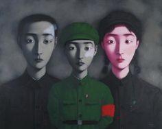 , Yue Minjun