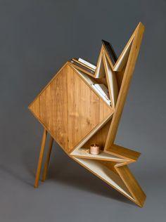 Geometrische kast | ELLE Decoration NL