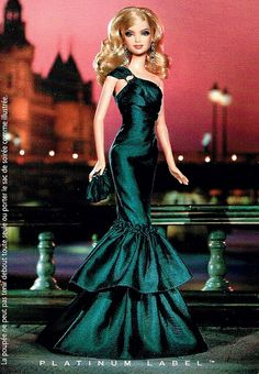 Rhapsody in Paris™ Barbie® Doll