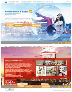 Horizon Hotels & Suites