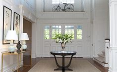 foyer entry table
