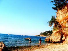 Beach, Buyukada, Princes Islands - Istanbul, Turkey