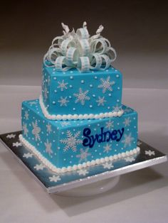 cake idea-no fondant icing, use regular