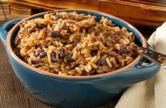 Brown Rice and Black Beans | Seventh Generation