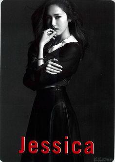 Jessica SNSD Love & Peace Japan photocard 3rd Tour 140426