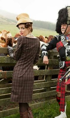 .So vintage and Scottish...the perfect combination!