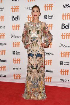 Rosamund Pike - Toronto Film Festival 2017
