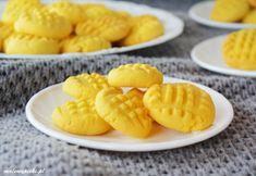 ciastka limonkowe bezglutenowe