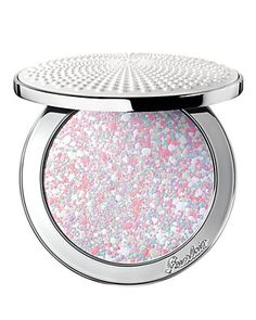 Guerlain Météorites Voyage Pearls of Powder Refillable Compact, Spring Glow Collection | Bloomingdale's