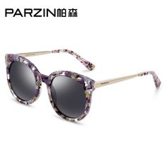 PARZIN High Quality Luxury Women Colorful Floral Eyeglasses Brand Designer Vintage Steampunk Sunglasses 9732  #fashionista #sweet #ootd #style #stylish #dress #iwant #streetstyle #pretty #swag
