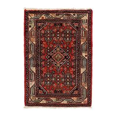 PERSISK HAMADAN Rug, low pile IKEA Each rug has its own unique, traditional Persian pattern.
