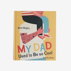 Keith Negley's playful and emotional art tells this story of a new father who is no longer the cool guy he once was. He looks back wistfully on his crazy times playing in a band, riding a motorcycle,