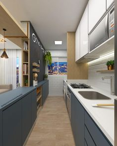 Customized cabinets permit you to upgrade the appearance of your cabinets and change your kitchen layout. Our in-stock cabinets are designed to be str. Home Room Design, Interior Design Kitchen, House Design, Home Decor Kitchen, Home Kitchens, Kitchen Ideas, Black Kitchen Cabinets, Kitchen Layout, Beautiful Kitchens