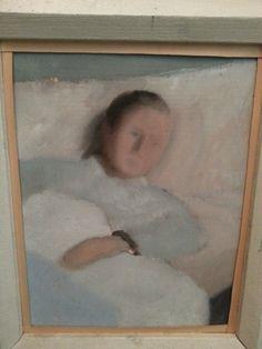 Marisa Mori (1900-1985) Franco malato (1928 circa)