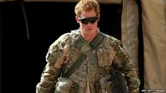 "Prince Harry at his second tour of duty in Afghanistan in 2012. Prince Harry to leave the Army in June. Prince Harry has said he is looking forward to a ""new chapter"" in his life after it was confirmed he will leave the Army in June. Kensington Palace said the prince is to end his 10-year military career after a four-week secondment to the Australian Defence Force, starting in April. The fourth in line to the throne said his Army experience would stay with him for the rest of his life…"