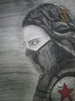 The Winter Soldier by Ruthberry207
