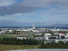 Overview Reykjavik Paris Skyline, Dolores Park, Travel, Destiny, Viajes, Destinations, Traveling, Trips