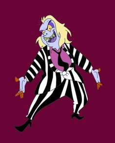 BEETLEJUICE CARTOON - Google Search