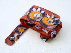 Glove Wrist Wallet sewing pattern mittens wallet