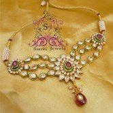 kundan-zircon-bajuband-online-shopping-for-bracelets-n-bangles-by-sanvi-jewels-pvt-ltd