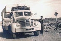 GLR8 Alger Abidjan et Maurice Berliet