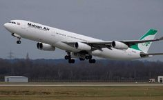 Spain cancels Mahan Air flights between Barcelona and Tehran, with the airline now no longer operating any flights between the Iranian capital and any EU destinations - Olive Press News Spain Us Fighter Jets, Fighter Aircraft, New Spain, Air India, Nuclear Deal, American Fighter, Us Presidents, The Guardian, Investigations