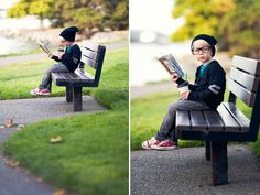 Fantastic photography of kids. Love her style and deep colors with pop. Great photo ideas too.